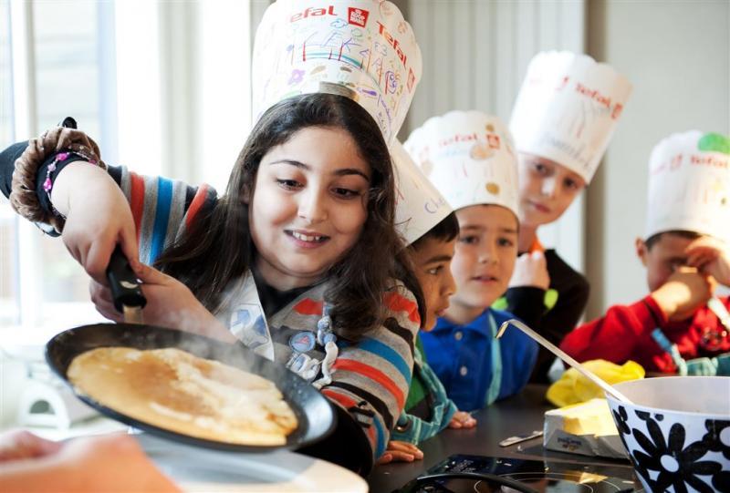 Nederland viert massaal Sint Pannekoek-feest