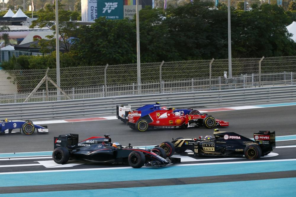Alonso bekritiseert beslissingen stewards (Pro Shots/Zuma Sports Wire)