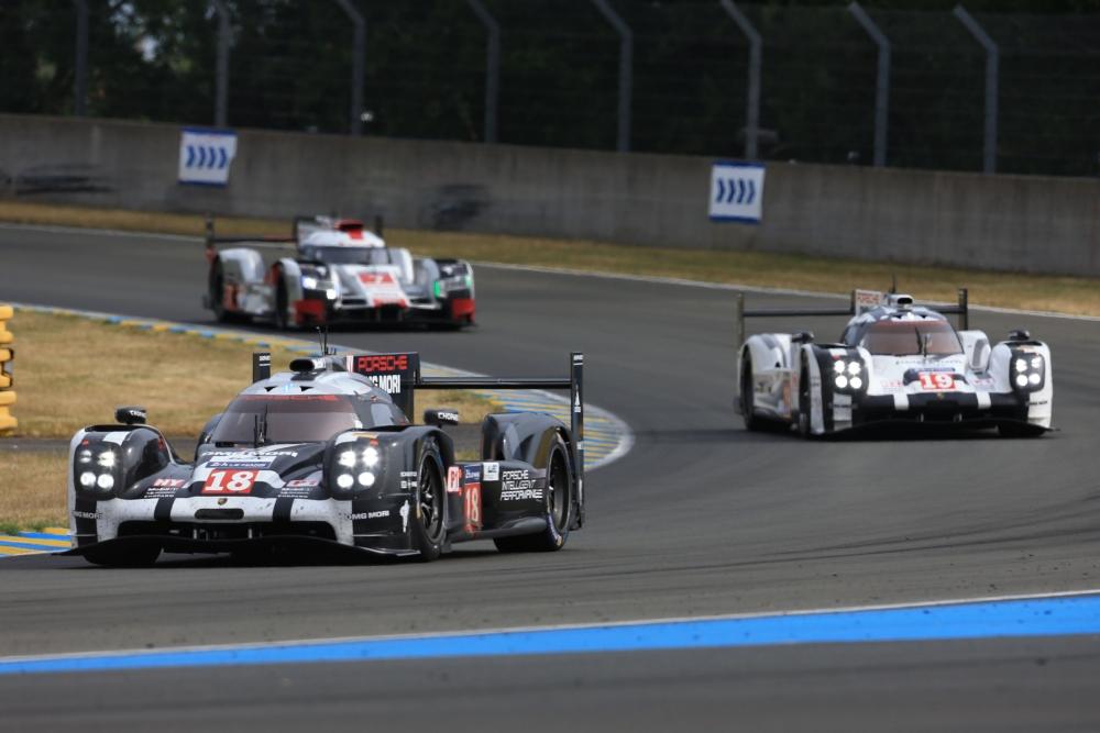 Porsche en Audi met twee wagens naar Le Mans (Pro Shots/Zuma Sports Wire)