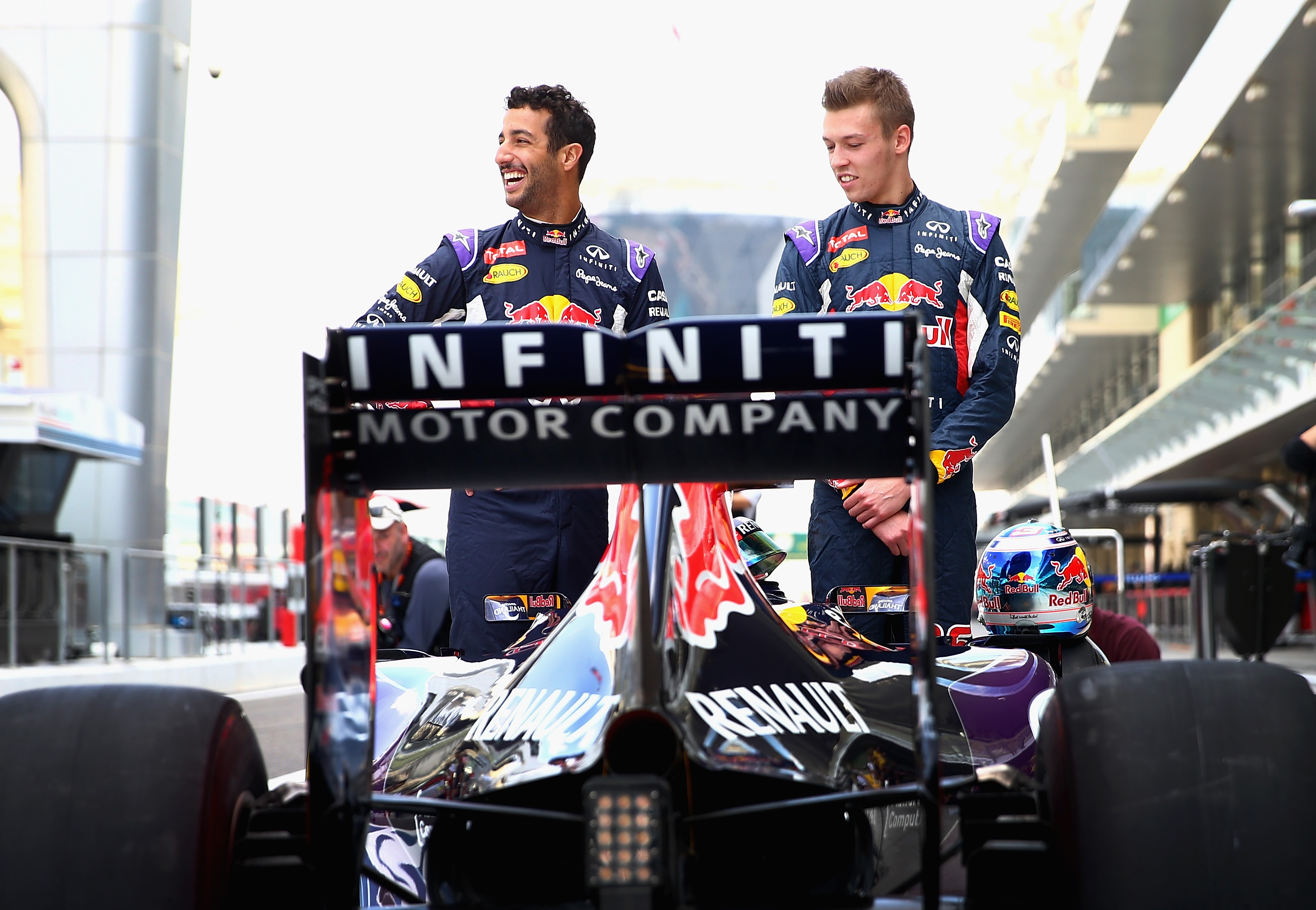 Motordeal Red Bull niet afhankelijk van Lotus (Foto: Red Bull)
