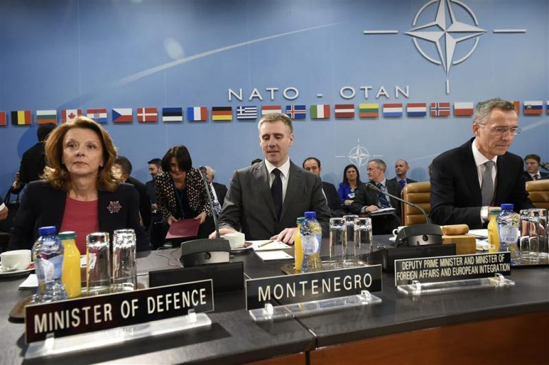 Montenegro uitgenodigd als NAVO-lid