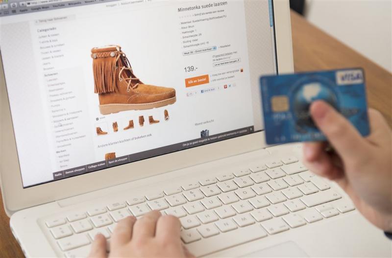 Omzet onlinewinkels fors toegenomen