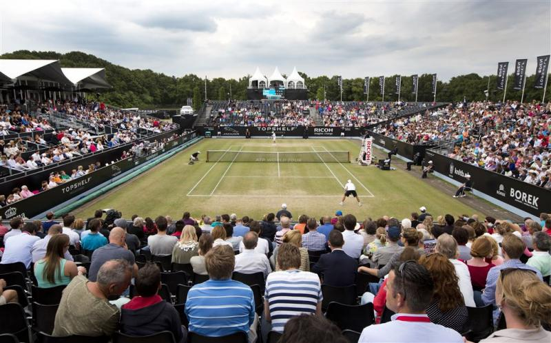 Tennistoernooi Rosmalen op zoek naar groei