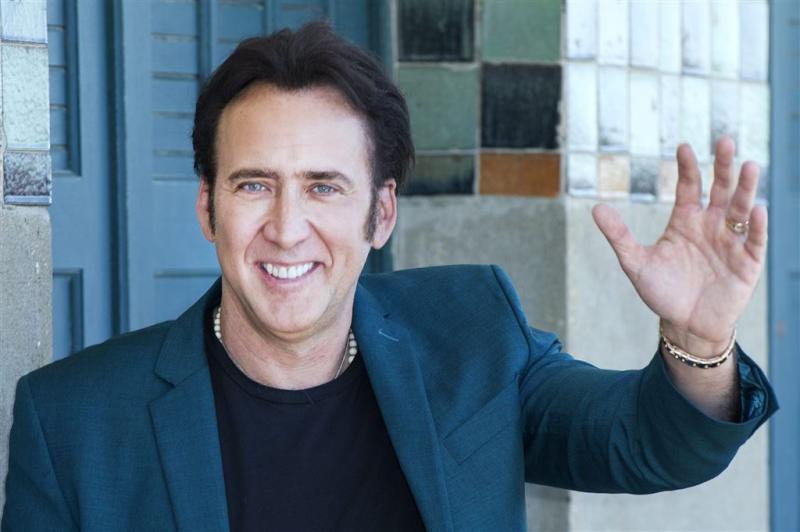 Nicolas Cage helpt vermist meisje te vinden