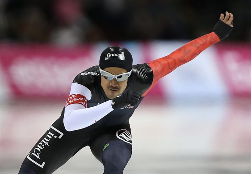 Canadees Junio snelste op 500 meter