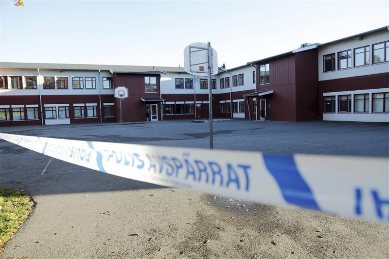Steekpartij Zweedse school eist derde leven