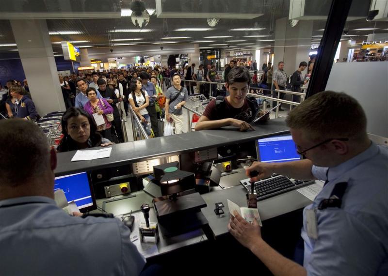 Passagiersgegevens zes maanden bewaard