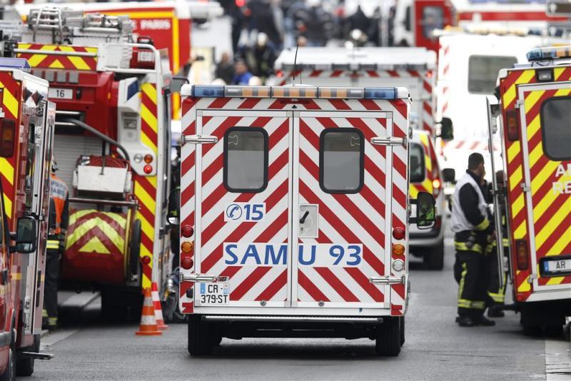 Drie doden door brand in Franse flat