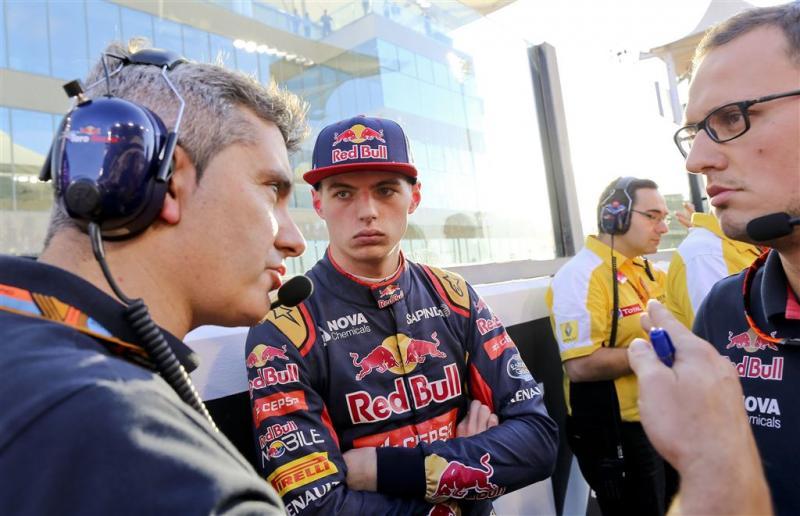 Belangrijkste prijs FIA-gala voor Verstappen