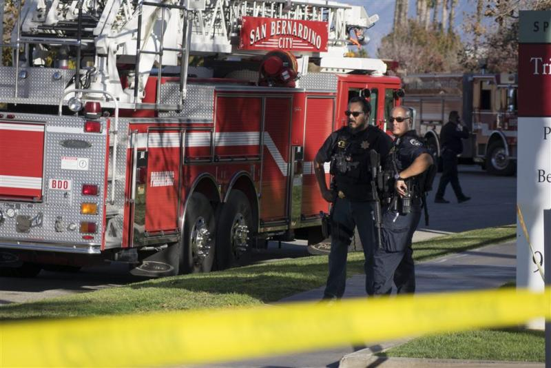 'Schutter VS had contact met terreurgroepen'