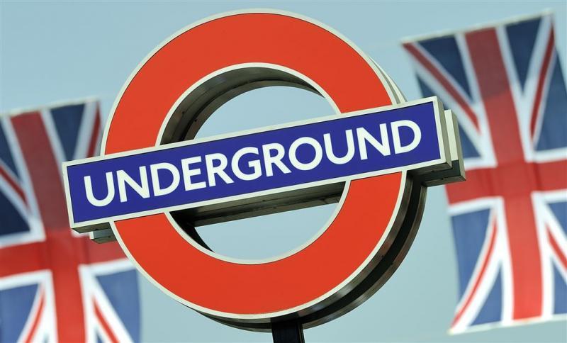 Steekpartij in metro Londen