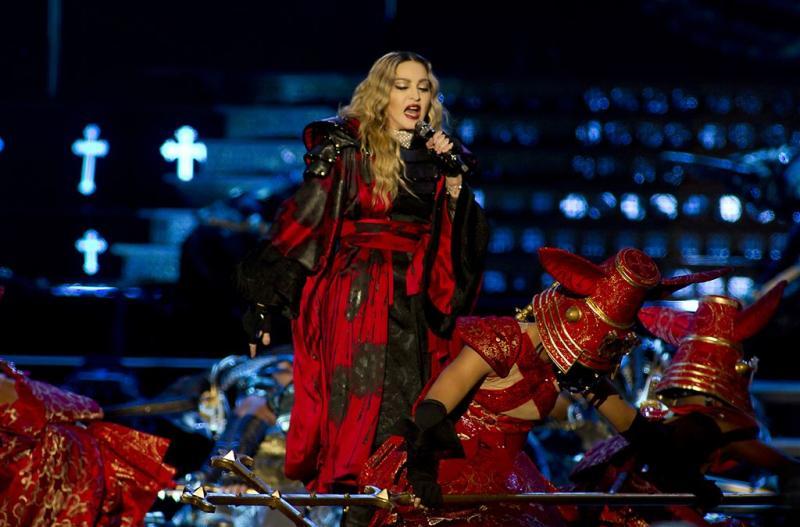 Madonna laat Ziggo Dome ruim uur wachten