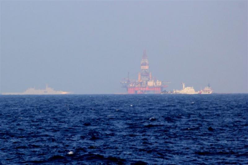 Dodental brand olieplatform stijgt naar zeven