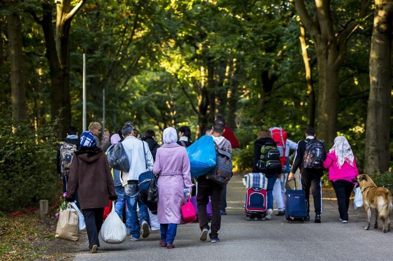 DNB: miniem effect vluchtelingen op economie