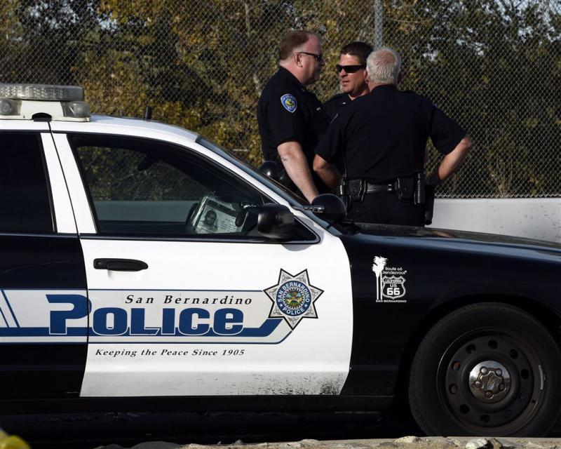 Huiszoeking buurman schutter San Bernardino
