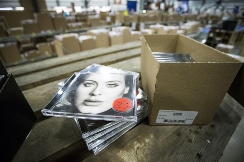 Extra shows Adele in Ziggo Dome uitverkocht