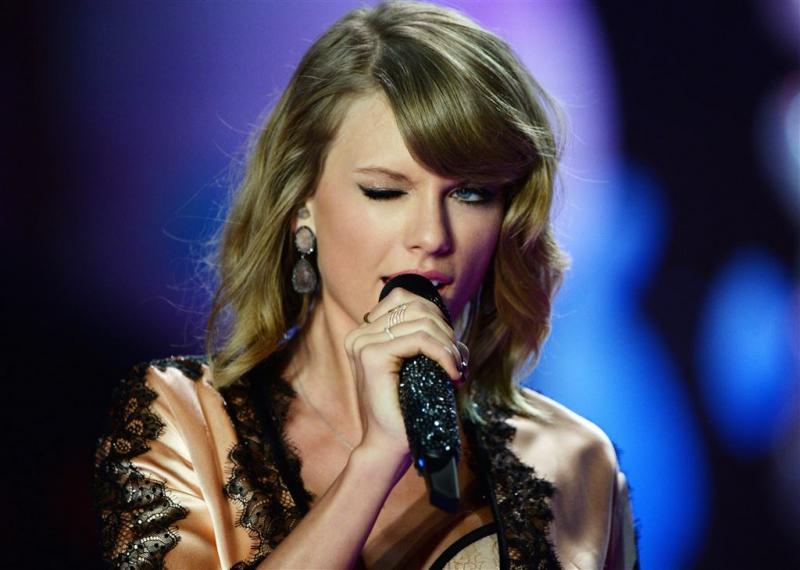 Taylor Swift door foutje terug op Spotify