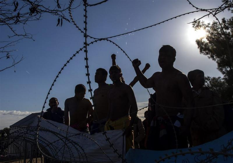 VN: moslimvluchtelingen weren sterkt terreur