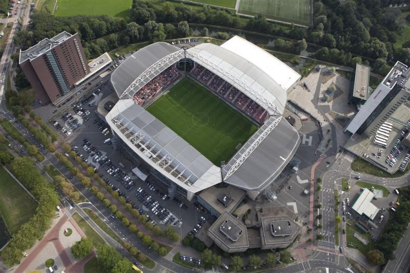 Cel en taakstraffen voor 'overval' FC Utrecht
