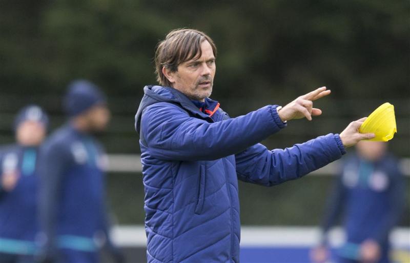 Cocu bereidt PSV voor op diverse scenario's