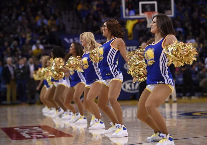 Golden State Warriors viert nummer 22