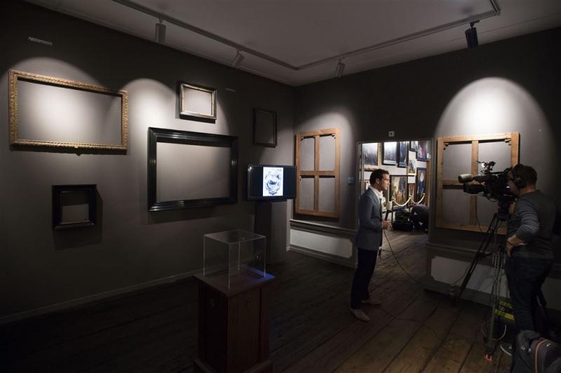Vertrouwen in Oekraïne bij oplossen kunstroof