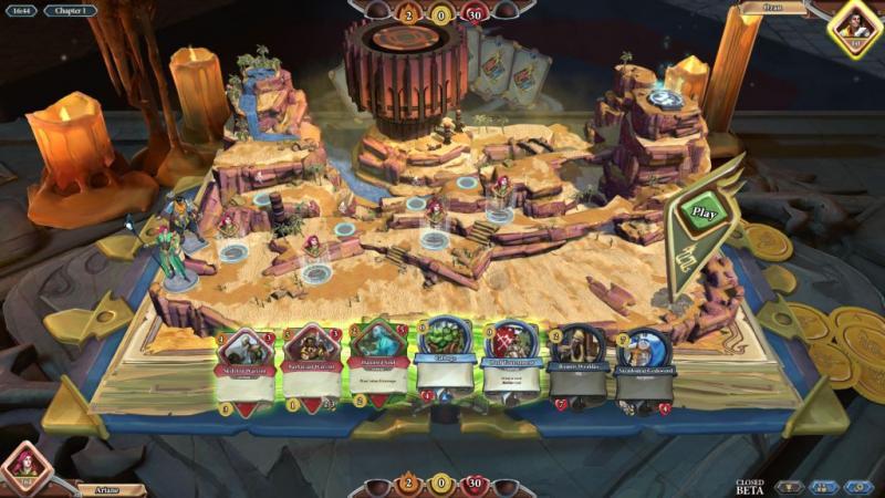Chronicle: RuneScape Legends Overview