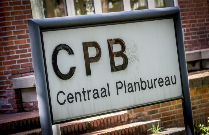 CPB ziet economische groei versnellen