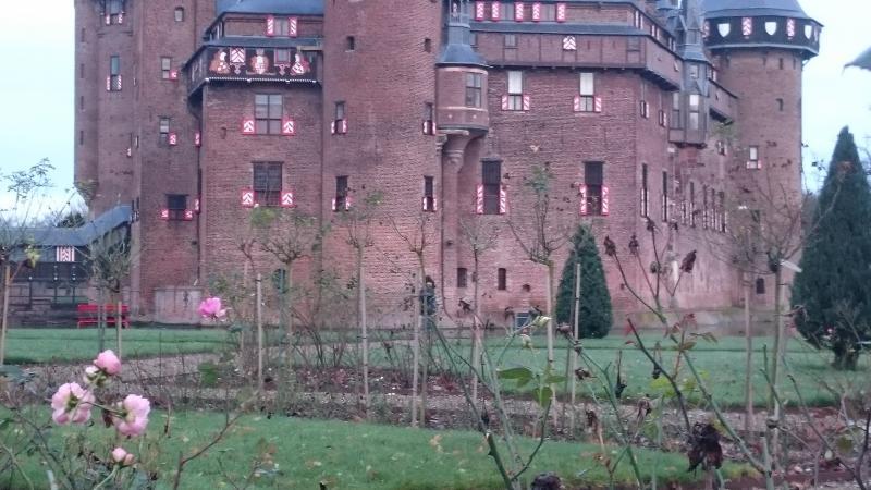 De tuin van Kasteel de Haar in Haarzuilens (Foto: AnitaHanjaab)