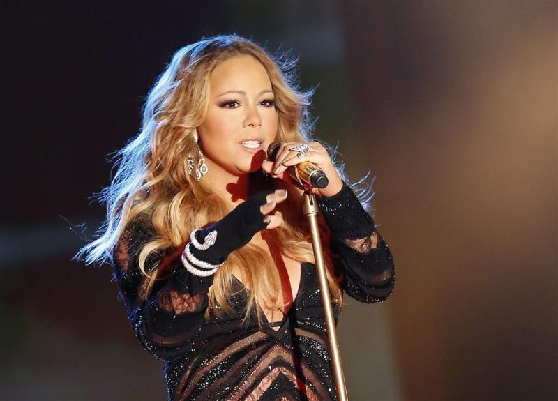 Mariah Carey na jaren weer naar Nederland
