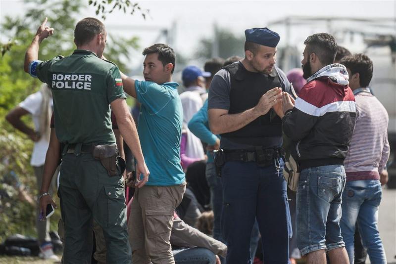 Europese grenswacht in de maak