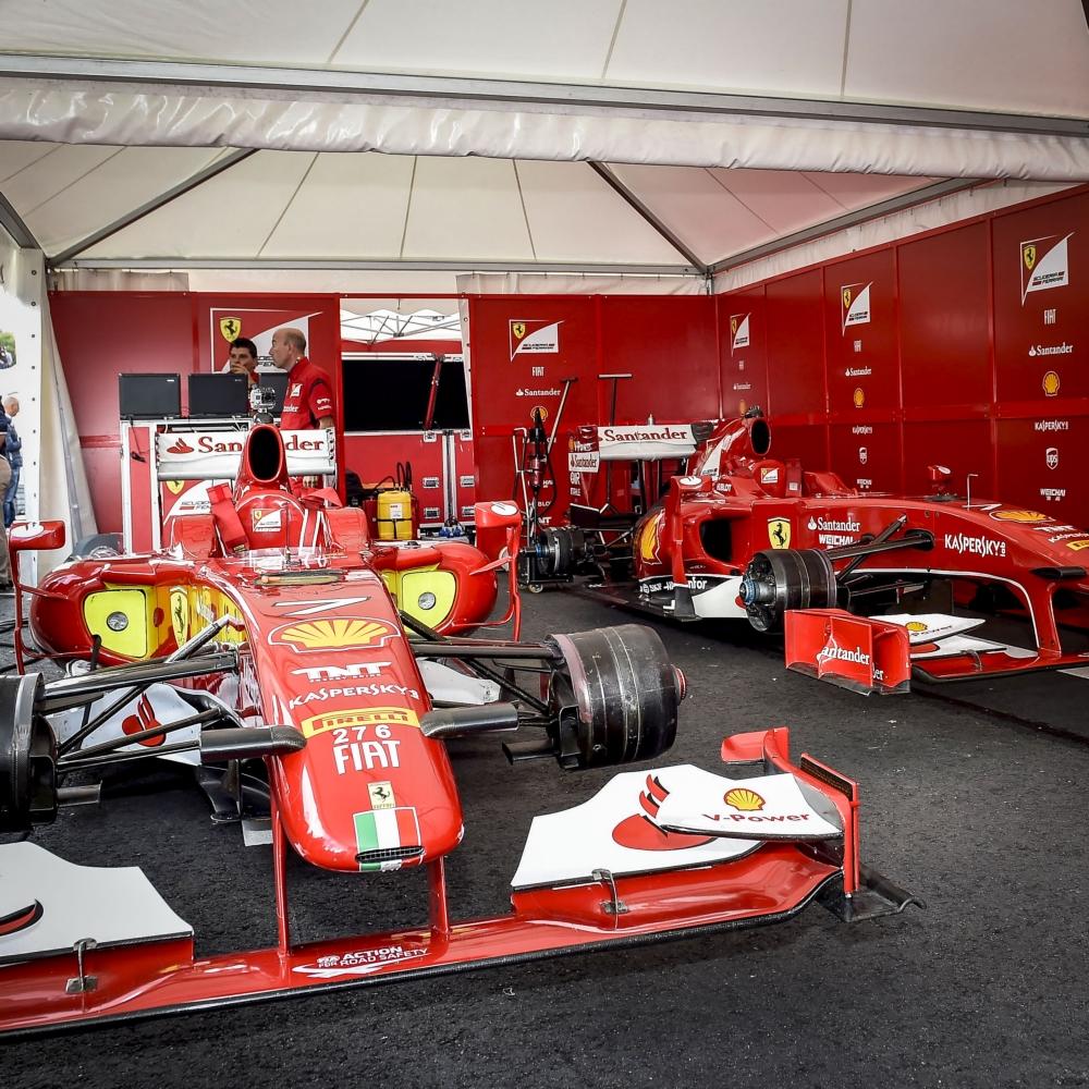 Ferrari-president Sergio Marchionne vindt dat de Formule 1-regels moeten worden herschreven (Pro Shots/Jan Kok)