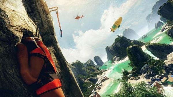 The Climb (Crytek)