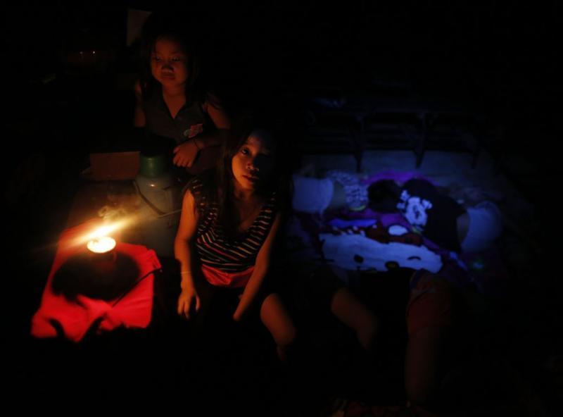 Zeker vier doden door tyfoon Filipijnen