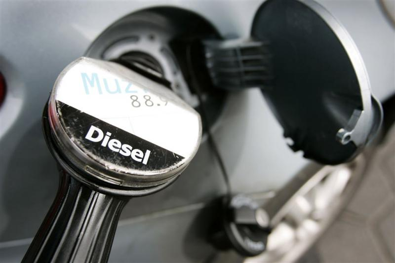 'Dieselklanten goedkoper uit aan de pomp'