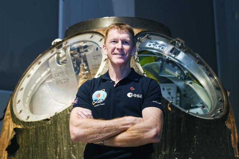 Nieuwe bemanning naar ISS