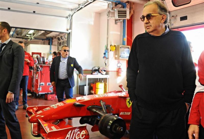 Fiat denkt aan Alfa Romeo in Formule 1
