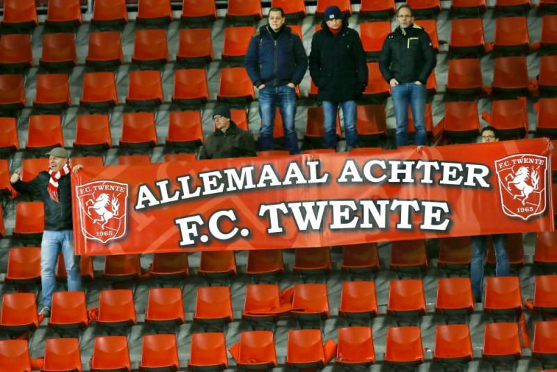 Supportersvereniging betaalt boete FC Twente (Pro Shots / Peter Lous)