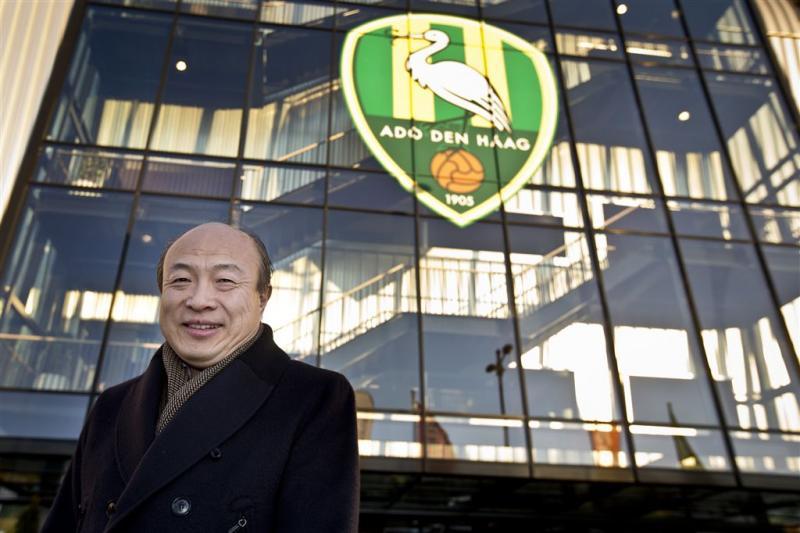 Geen Wang, geen aandeelhoudersvergadering ADO