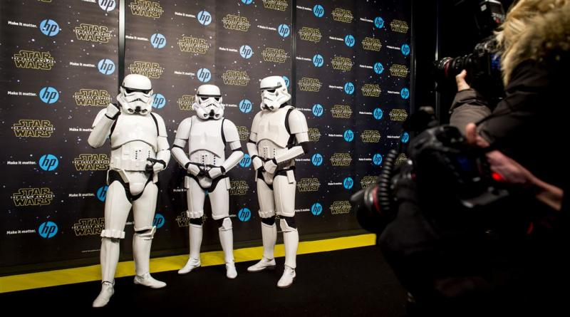 Star Wars-film breekt records bij Pathé
