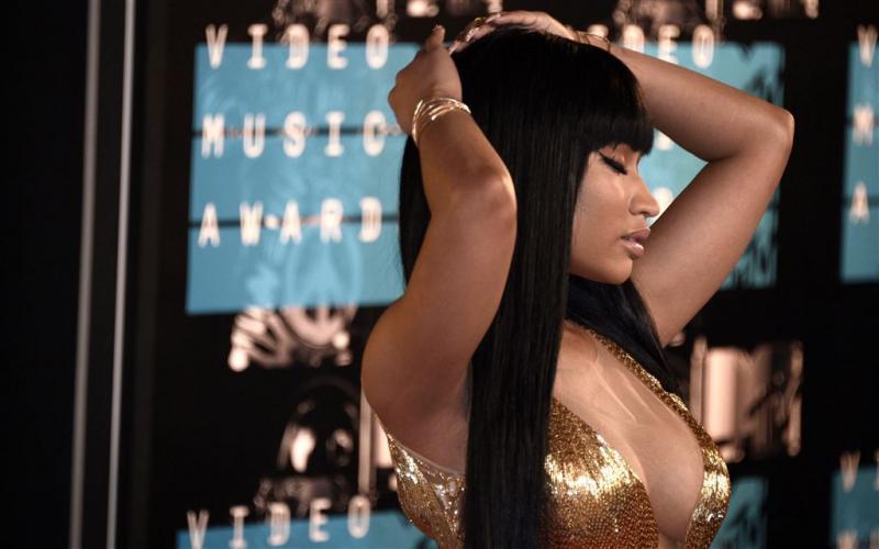 Nicki Minaj krijgt kritiek om concert Angola