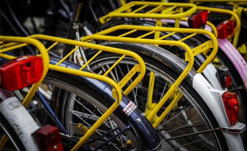Politie vindt tientallen gestolen fietsen