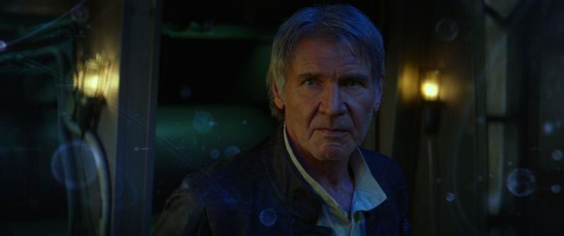 The Force Awakens Han Solo legend 2