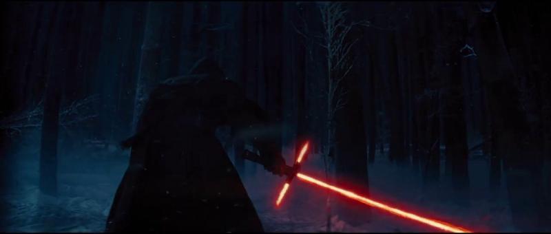 The Force Awakens Kylo Ren