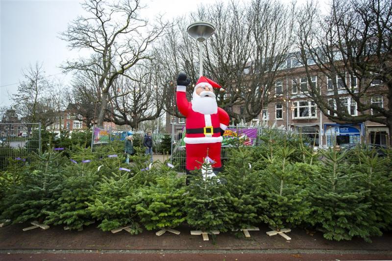'Groene' kerst verwacht met zacht weer