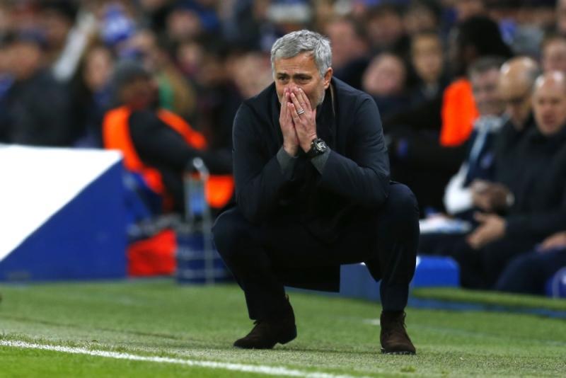 Mourinho ontslagen door Chelsea, maar wel 50 miljoen rijker (Pro Shots / Action Images)
