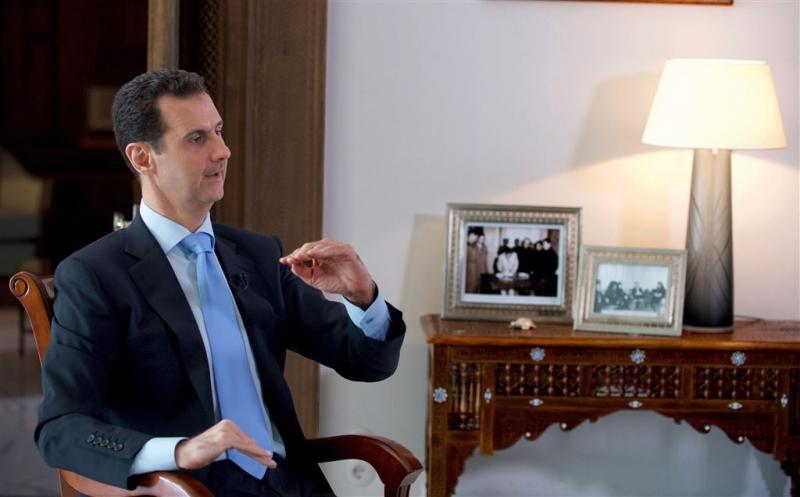 'Rusland open voor aftreden Bashar al-Assad'
