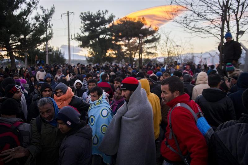 'Wereld stevent af op vluchtelingenrecord'