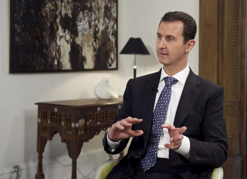'Duitse geheime dienst werkt samen met Assad'