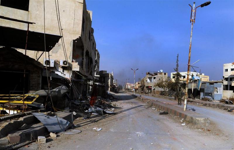 VN-Veiligheidsraad neemt resolutie Syrië aan